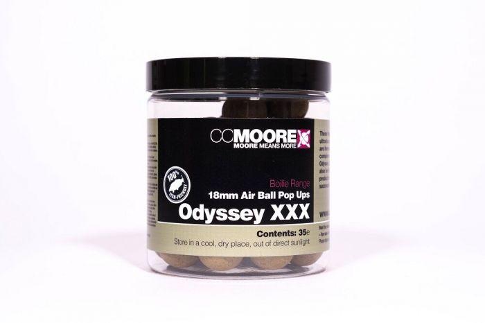 CC Moore - Odyssey XXX Air Ball Pop Ups