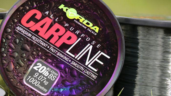 Korda - Carp Monofilament Line 1000m