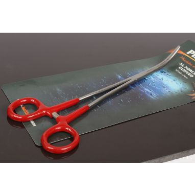 PikePro - 10-Inch XL Forceps Curved