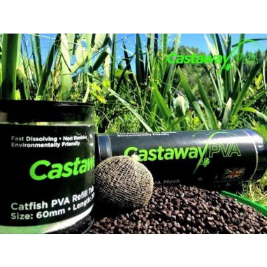 Castaway - Double Mesh PVA System