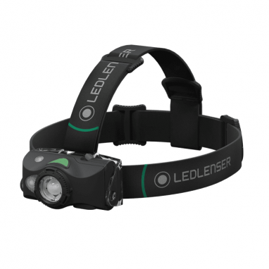 LED Lenser - MH8 Rechargeable Headtorch Green