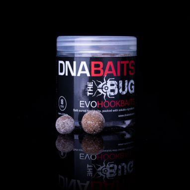 DNA Baits - Evo Range - Cured Hookbaits 100g - The Bug