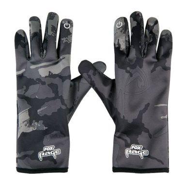 Fox Rage - Thermal Camo Gloves