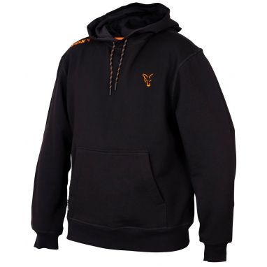 Fox - Collection Black And Orange Hoody