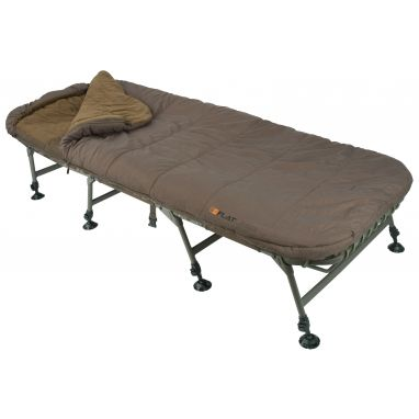 Fox - Flatliner 8 Leg Bedchair Sleep System