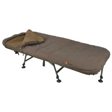 Fox - Flatliner 6 Leg Bedchair Sleep System