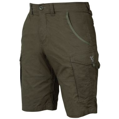 Fox - Collection Green Silver Combat Short