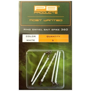 PB Products - Ring Swivel Bait Spike 360