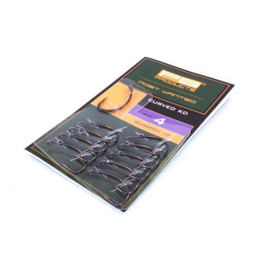 PB Products - Curved KD Hook DBF Barbed