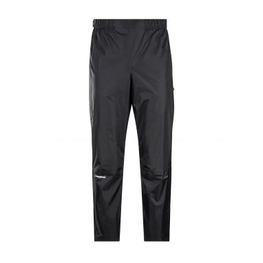 Berghaus - Black Deluge Waterproof Over Trousers