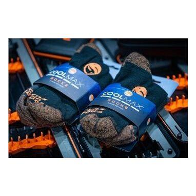 Guru - Coolmax Socks