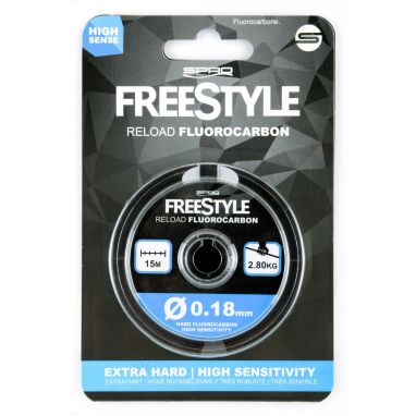 Spro - Freestyle Reload Fluorocarbon