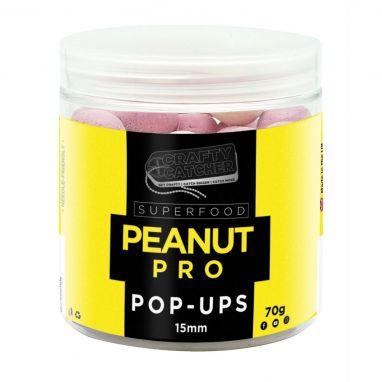 Crafty Catcher - Superfood Peanut Pro Pop Up 15mm - 70g