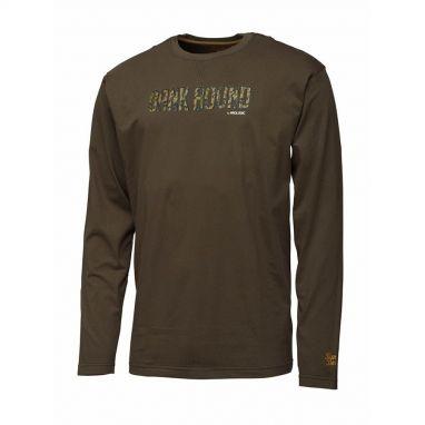 Prologic - Bank Bound Camo T-shirt Long Sleeve