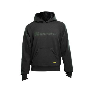 Ridgemonkey - APEarel Dropback - MicroFlex Hoody Grey