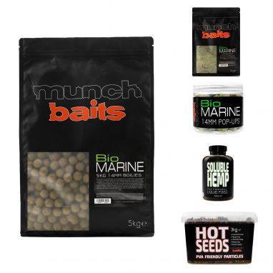 Munch Baits - Bio Marine Bait Pack 14mm