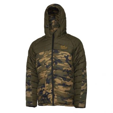 Prologic - Bank Bound Insulated Jacket Ivy Green/Camo