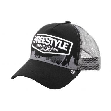Spro - Freestyle Trucker Cap Black