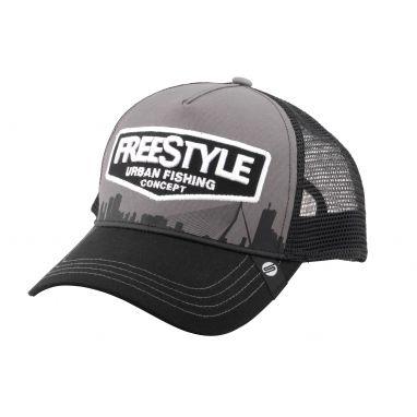 Spro - Freestyle Trucker Cap Grey