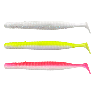 Savage Gear - Gravity Stick Lures Pack Paddletail - 14cm - 15g