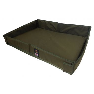 Cotswold Aquarius - Canine Travel Crib Green Dog Bed