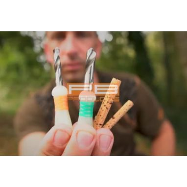 PB Products - Bait Drill + Cork Sticks