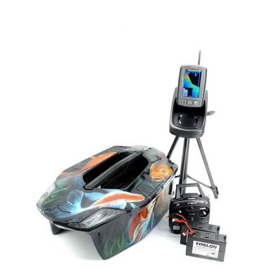 Toslon - X Boat Koi Pond Special Edition With TF740