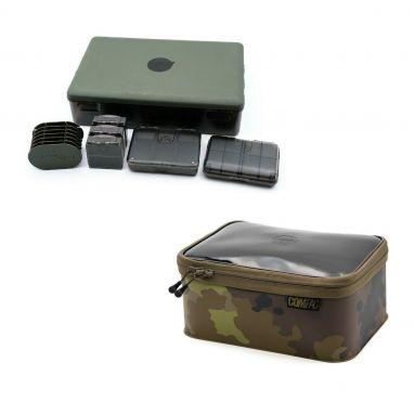 Korda - Compac Kamo - 220 + Tackle Box Bundle