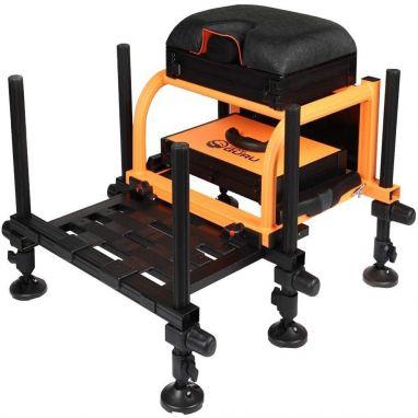 Guru - ST8 Team Seatbox Mk 2 Orange