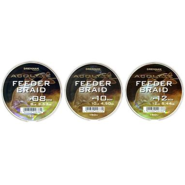 Drennan - Acolyte Feeder Braid