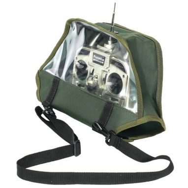 Angling Technics - Transmitter Rain Pouch And Neck Strap
