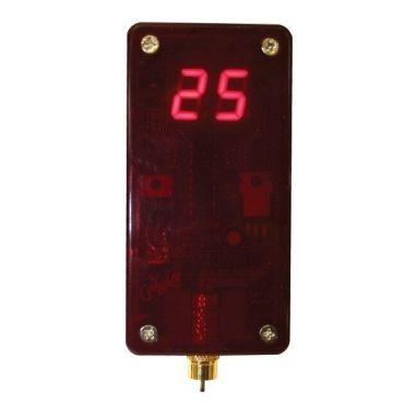 Angling Technics - Digital Battery Meter Microcat
