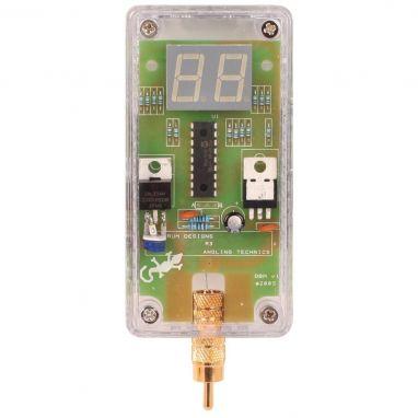 Angling Technics - Digital Battery Meter Technicat