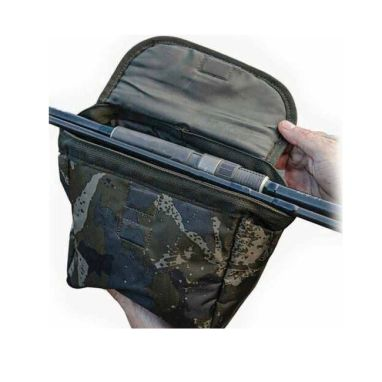 Solar Tackle - Undercover Camo Padded Reel Pouch