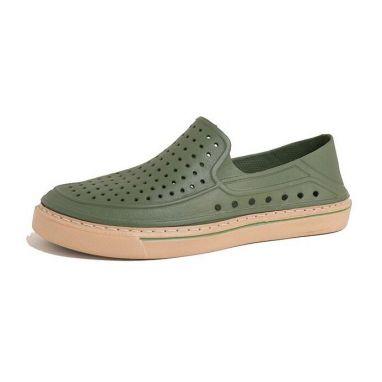 Navitas - Axol Green Slip On Shoe