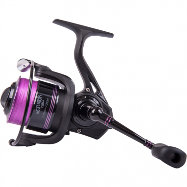 Wychwood Agitator - Series 1 Reel With Braid