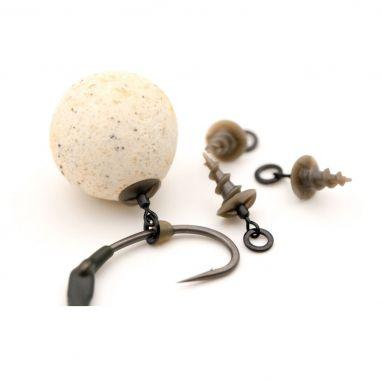 Korda - Micro Ring Swivel Bait Screw Medium