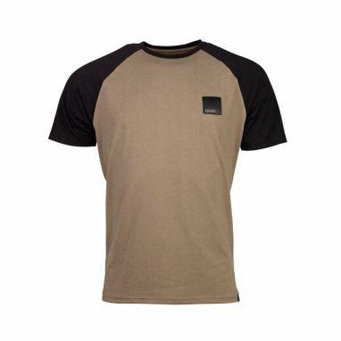 Nash - Elasta-Breathe T-Shirt with Black Sleeves