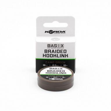 Korda - Basix Braided Hooklink