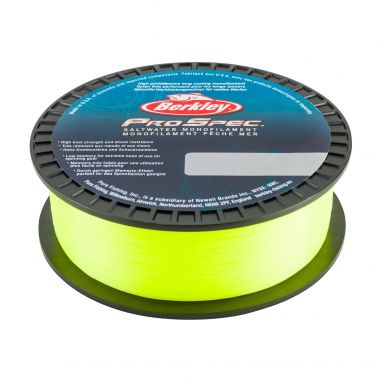 Berkley - Pro Spec Saltwater Monofilament - Yellow