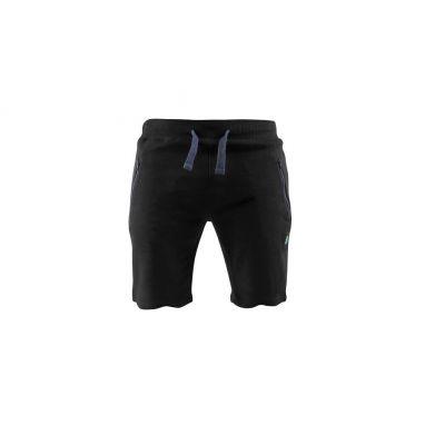 Preston - Black Jogger Shorts