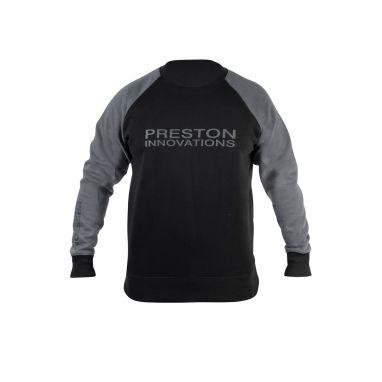 Preston - Black Sweatshirt