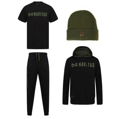 Navitas - CORE Clothing Bundle - Black