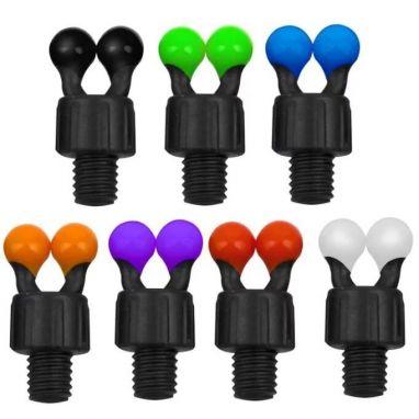 Fox - Black Label Coloured Ball Clips
