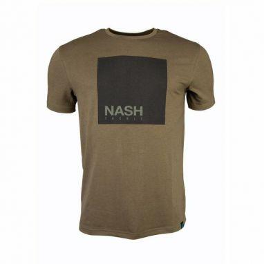 Nash - Elasta-Breath T-Shirt with Large Print