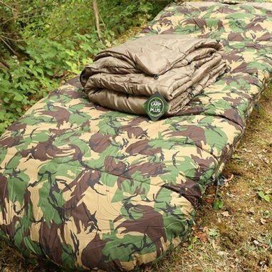 Gardner - Camo Carp Duvet Sleeping Bag