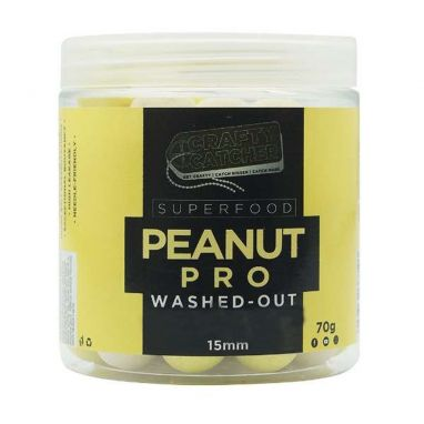Crafty Catcher - Superfood Peanut Pro Washed-out Wafter - 100g