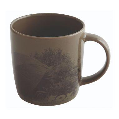 Fox - Ceramic Scenic Mug