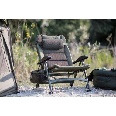 Solar Tackle - SP C-Tech High Recliner Chair