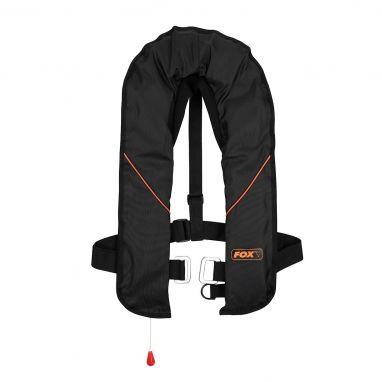 Fox - Life Jacket Black and Orange